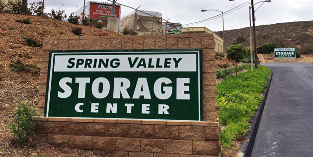 Spring Valley Storage
